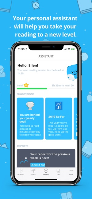 Bloo - Your Personal Reading Assistant