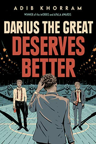 Darius the Great Deserves Better (Darius The Great #2) by Adib Khorram book cover
