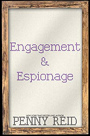 Engagement and Espionage (Handcrafted Mysteries #1) by Penny Reid book cover