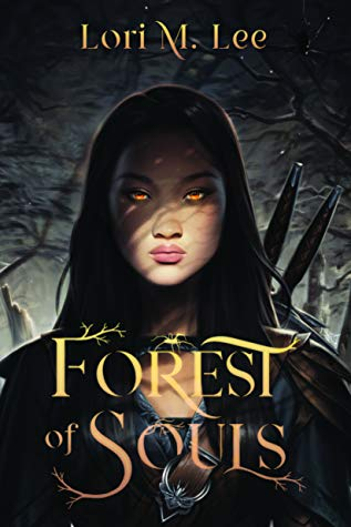 Forest of Souls (Shamanborn #1) by Lori M. Lee book cover