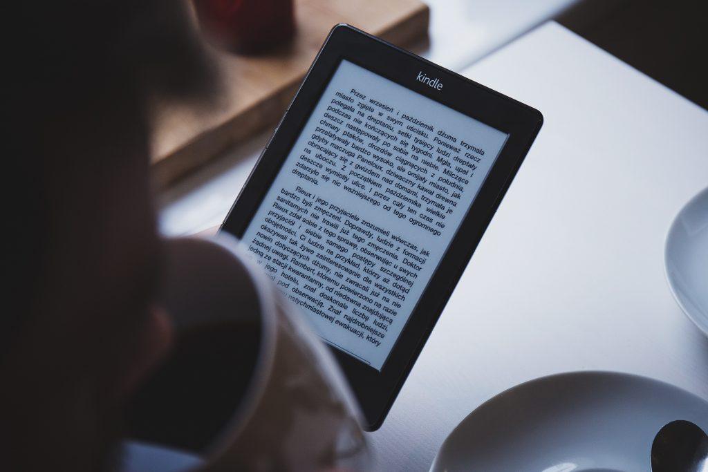 ebook reader reading statistics