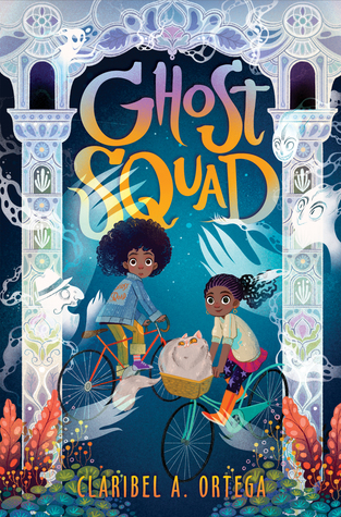 Ghost Squad by Claribel A. Ortega book cover