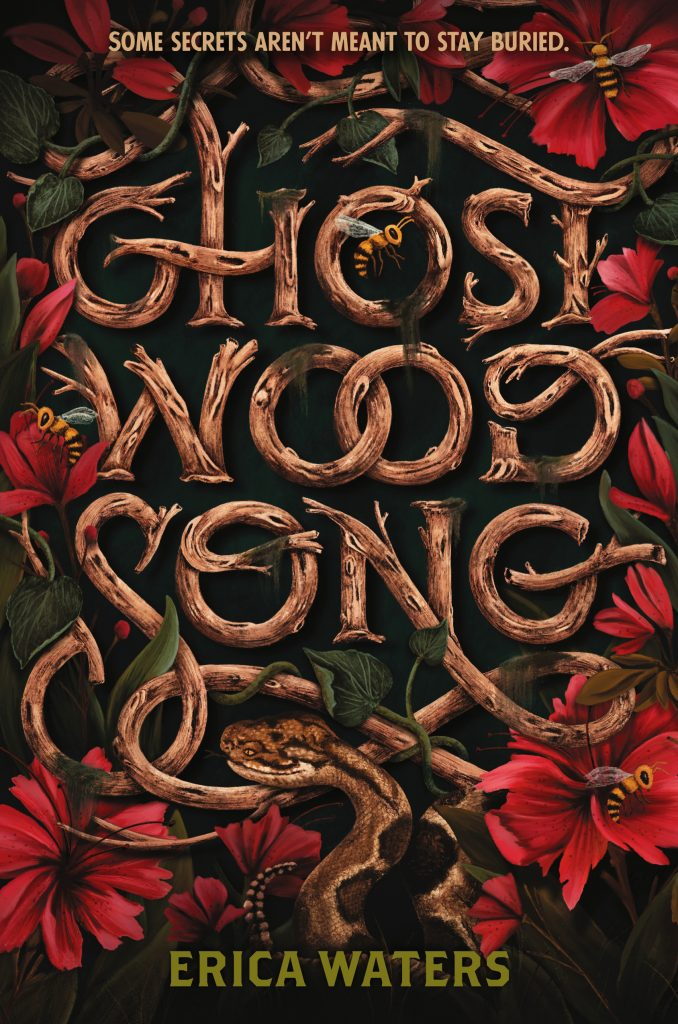 Ghost Wood Song (Ghost Wood Song, #1) by Erica Waters book cover