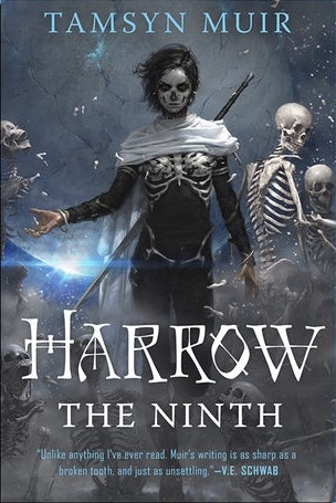 Harrow the Ninth (The Locked Tomb #2) by Tamsyn Muir book cover