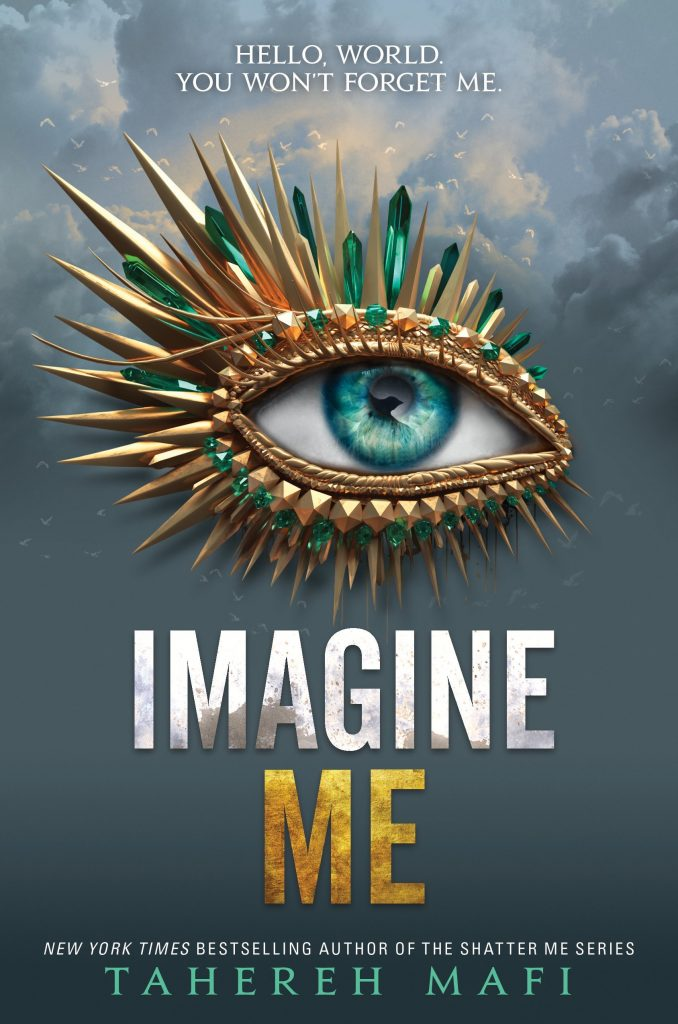 Imagine Me (Shatter Me #6) by Tahereh Mafi book cover