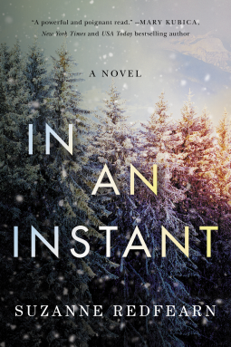 In an Instant by Suzanne Redfearn book cover