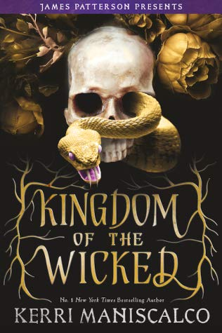 Kingdom of the Wicked (Kingdom of the Wicked #1) by Kerri Maniscalco book cover