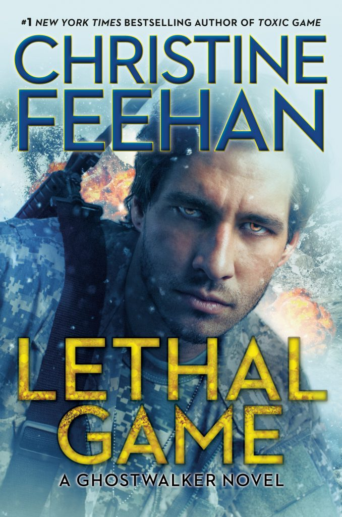 Lethal Game (GhostWalkers #16) by Christine Feehan book cover
