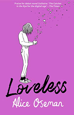 Loveless by Alice Oseman book cover