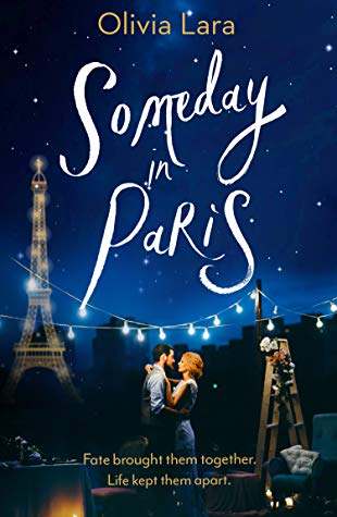 Someday in Paris by Olivia Lara book cover
