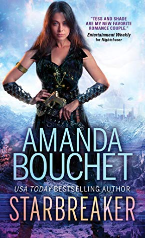 Starbreaker (Endeavor #2) by Amanda Bouchet book cover