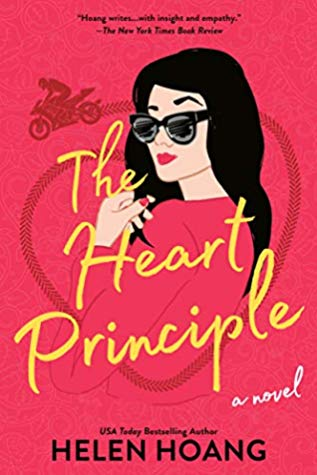 The Heart Principle (The Kiss Quotient #3) by Helen Hoang book cover