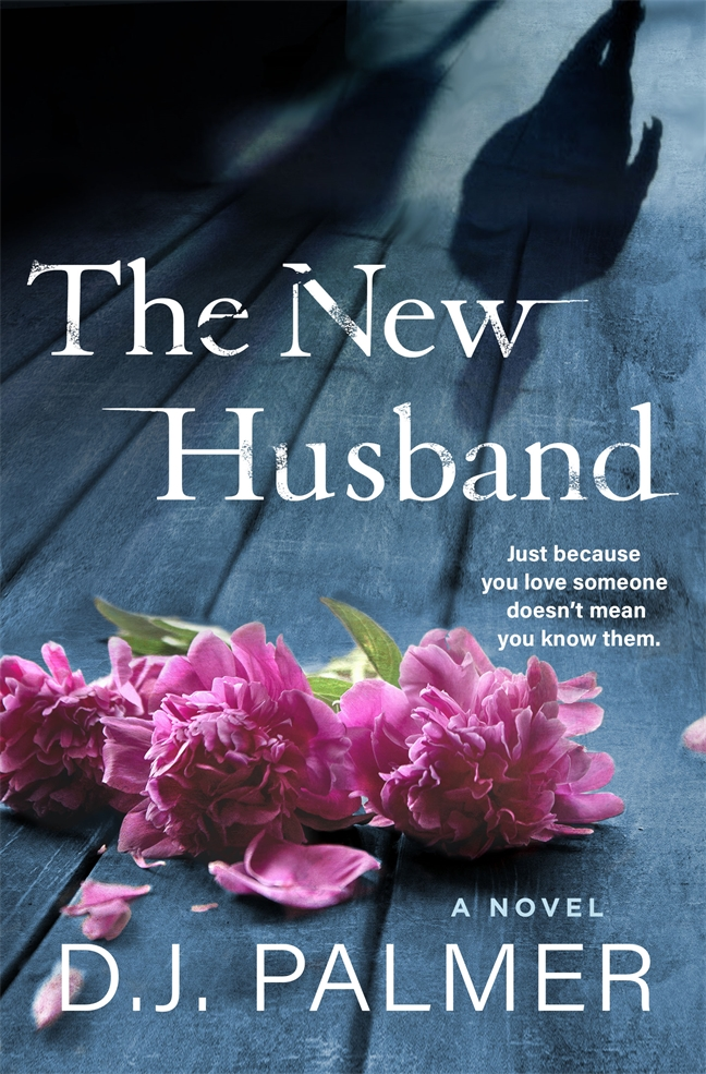 The New Husband by D.J. Palmer book cover