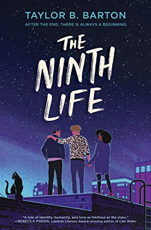 The Ninth Life by Taylor B. Barton, Taylor Brooke book cover