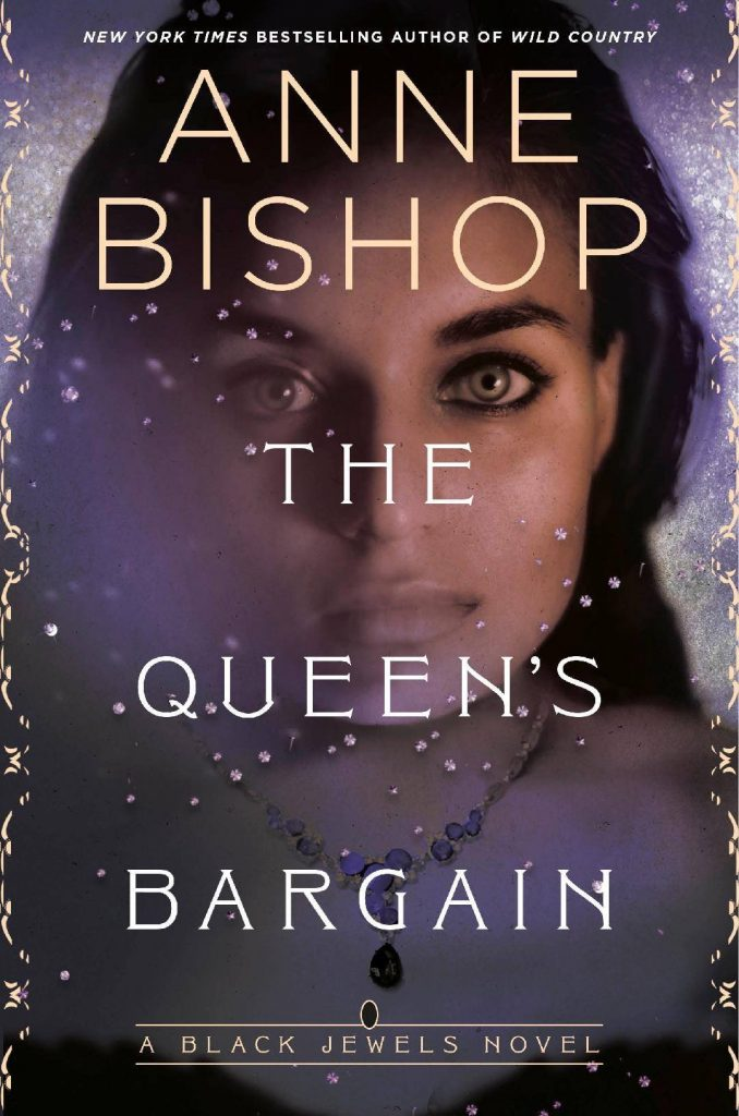 The Queen's Bargain (The Black Jewels #10) by Anne Bishop book cover