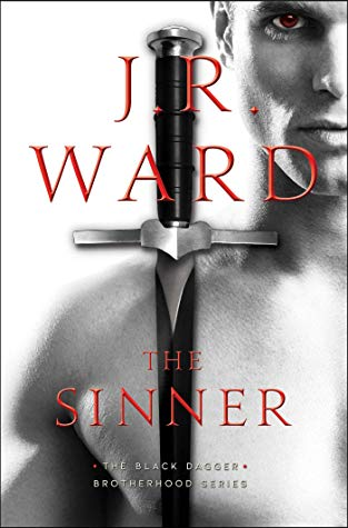 The Sinner (Black Dagger Brotherhood #19) by J.R. Ward book cover