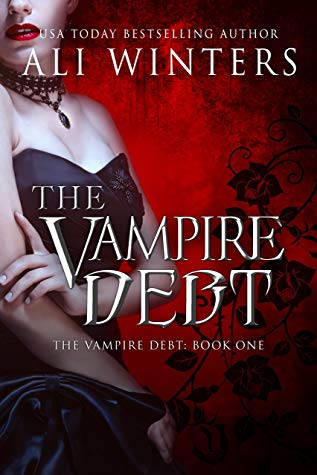 The Vampire Debt (Shadow World: The Vampire Debt #1) by Ali Winters book cover