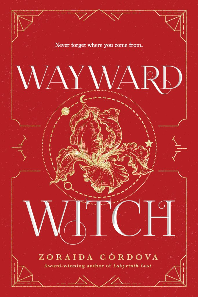 Wayward Witch (Brooklyn Brujas #3) by Zoraida Córdova book cover
