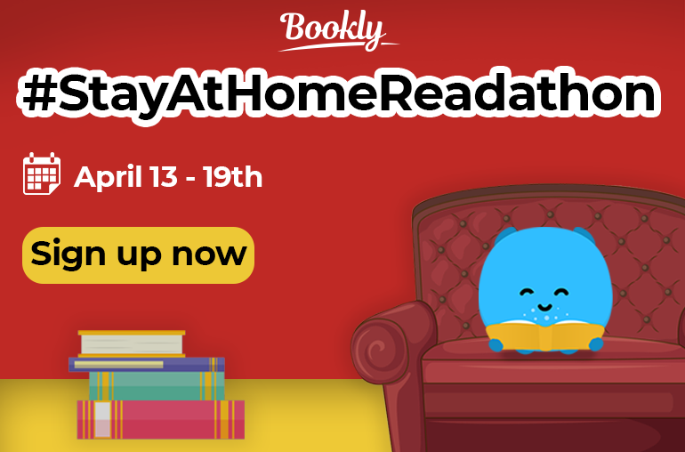 bookly-stay-home-readathon