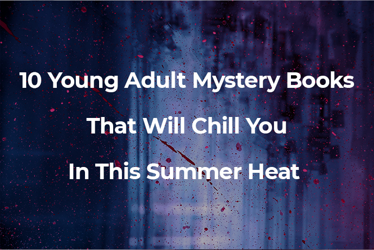 young adult mystery books