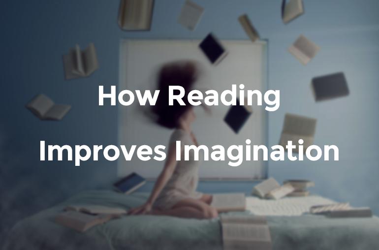 reading improves imagination